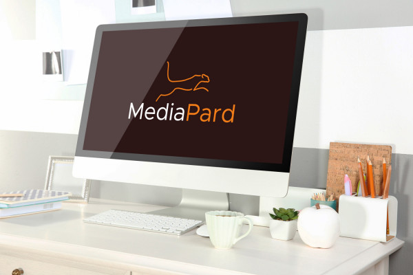 Sample branding #3 for Mediapard