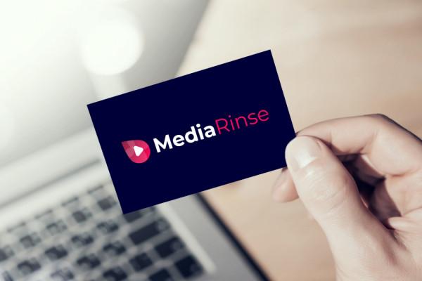 Sample branding #2 for Mediarinse