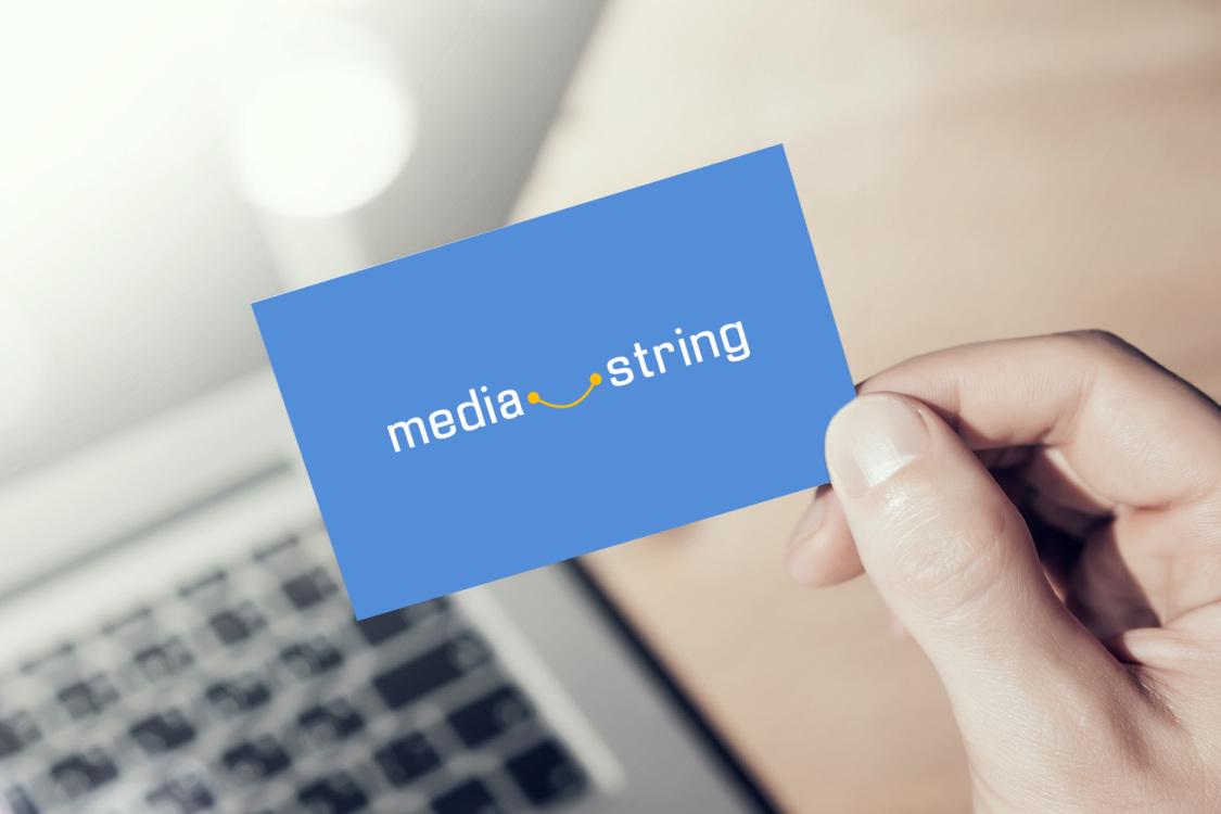 Sample branding #1 for Mediastring