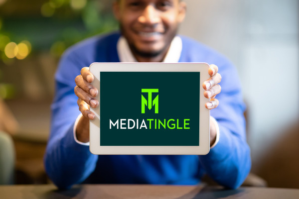 Sample branding #3 for Mediatingle