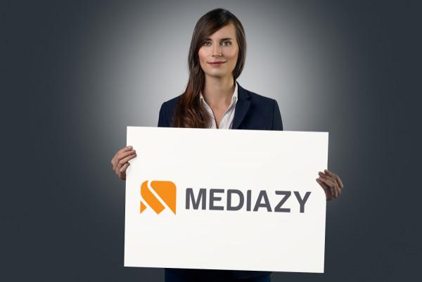Sample branding #1 for Mediazy