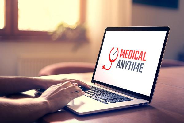 Sample branding #2 for Medicalanytime