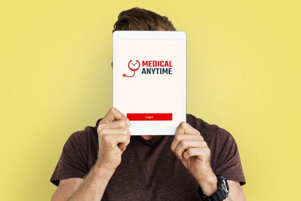 Sample branding #3 for Medicalanytime