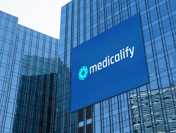 Sample branding #1 for Medicalify