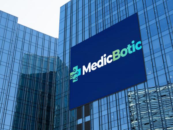 Sample branding #3 for Medicbotic