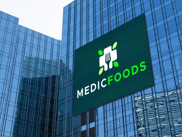 Sample branding #2 for Medicfoods