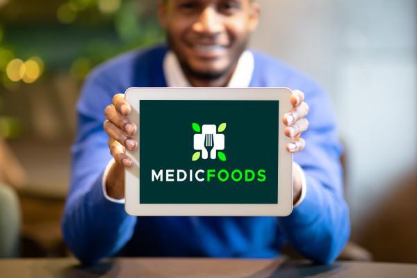 Sample branding #3 for Medicfoods
