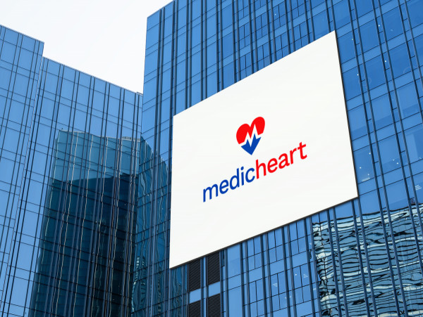 Sample branding #1 for Medicheart