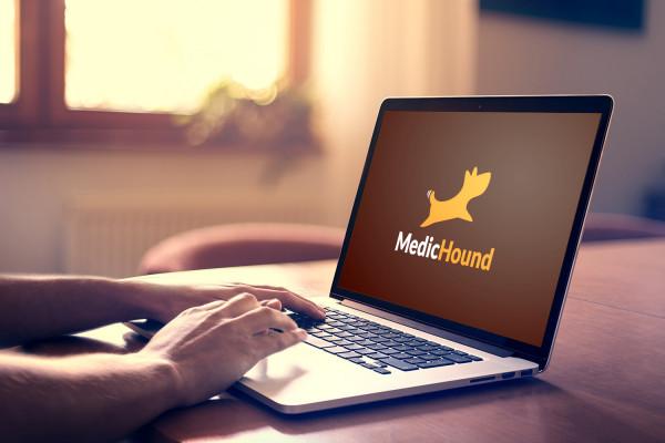 Sample branding #2 for Medichound