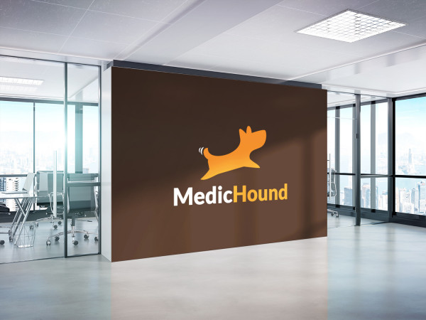 Sample branding #1 for Medichound