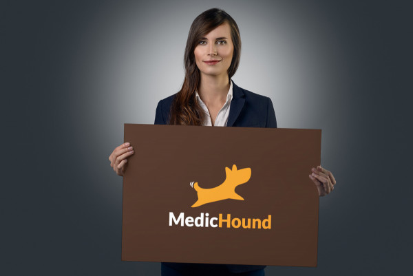 Sample branding #3 for Medichound