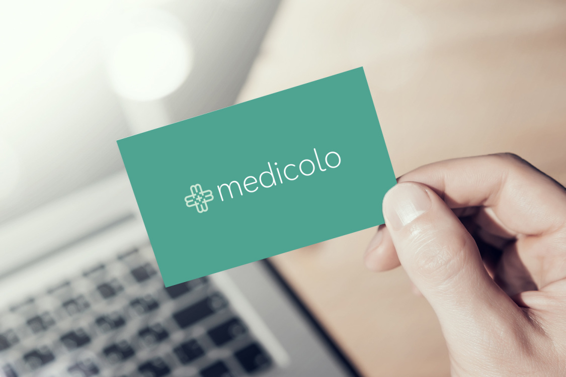 Sample branding #2 for Medicolo