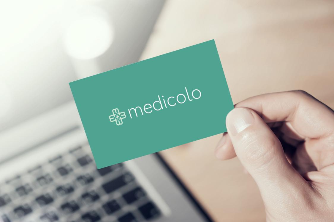 Sample branding #3 for Medicolo