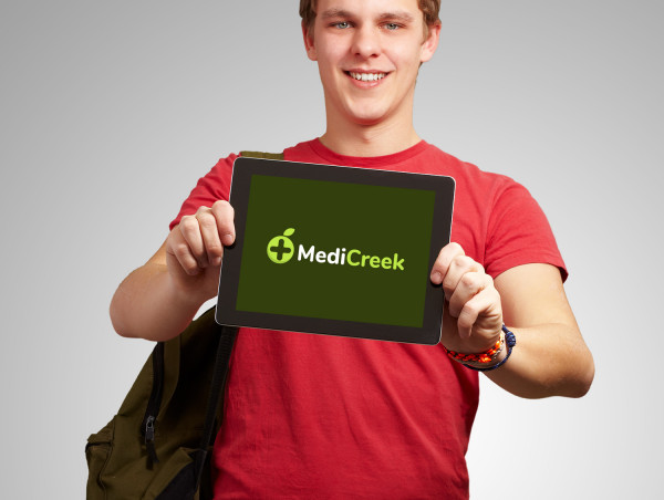 Sample branding #2 for Medicreek