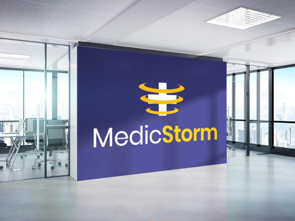 Sample branding #3 for Medicstorm