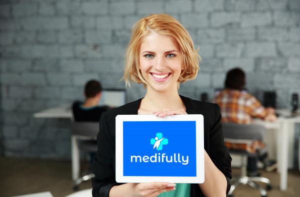 Sample branding #2 for Medifully