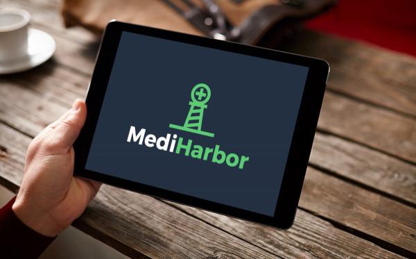 Sample branding #2 for Mediharbor