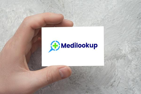 Sample branding #3 for Medilookup