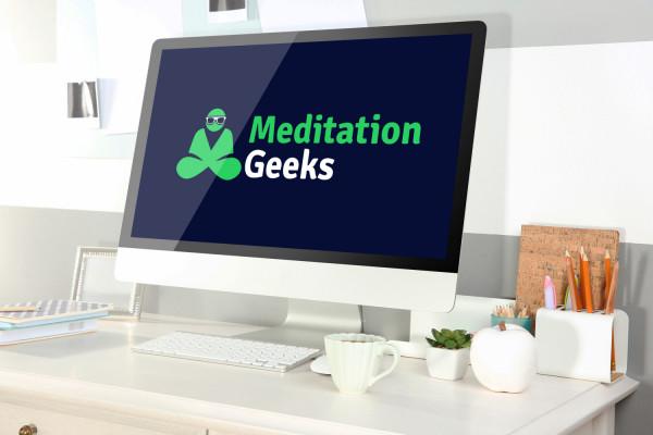 Sample branding #2 for Meditationgeeks