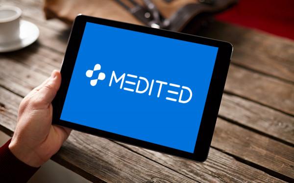 Sample branding #3 for Medited