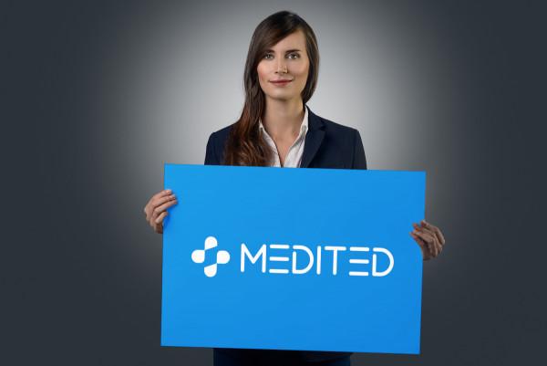 Sample branding #1 for Medited