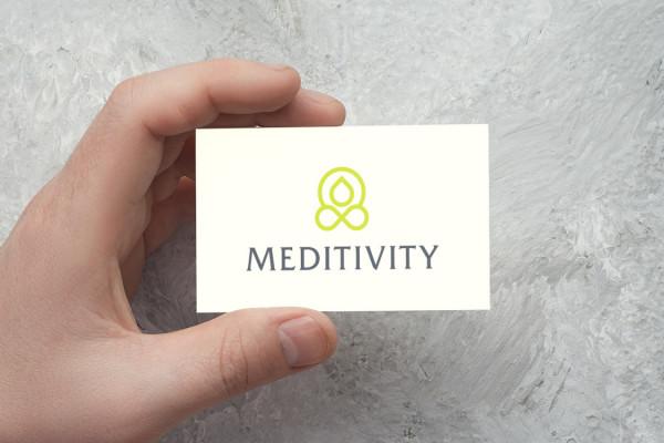 Sample branding #2 for Meditivity