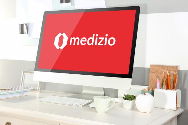 Sample branding #2 for Medizio