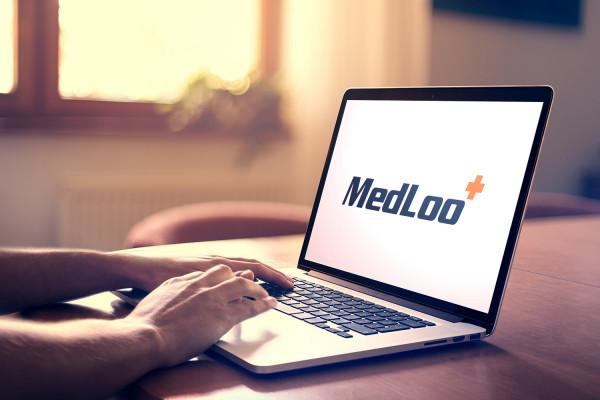 Sample branding #2 for Medloo