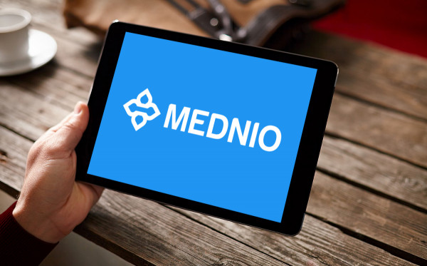 Sample branding #1 for Mednio