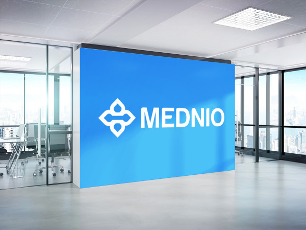 Sample branding #3 for Mednio