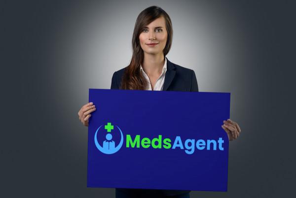 Sample branding #2 for Medsagent