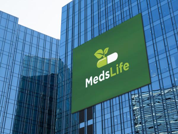 Sample branding #2 for Medslife