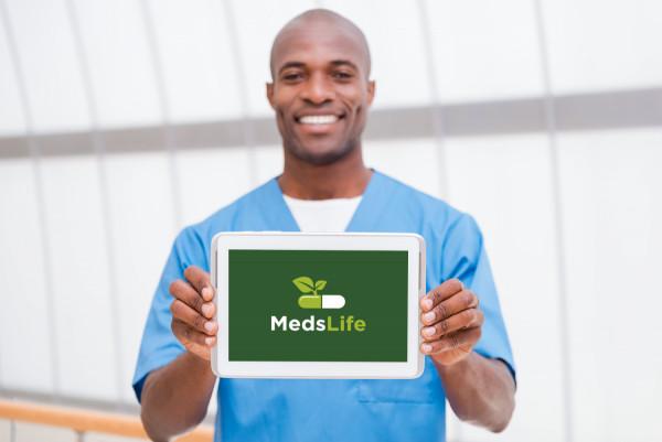 Sample branding #3 for Medslife