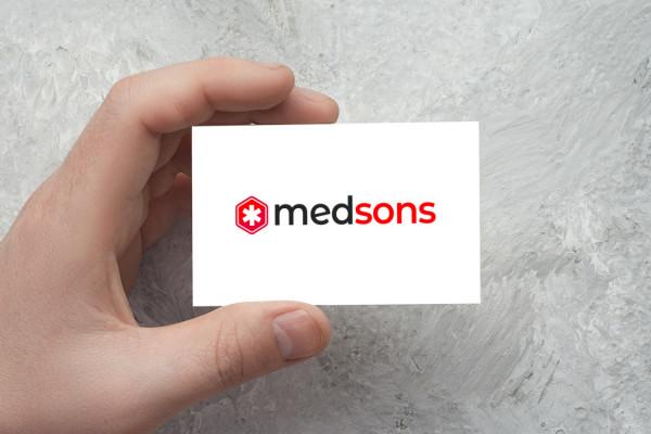 Sample branding #3 for Medsons