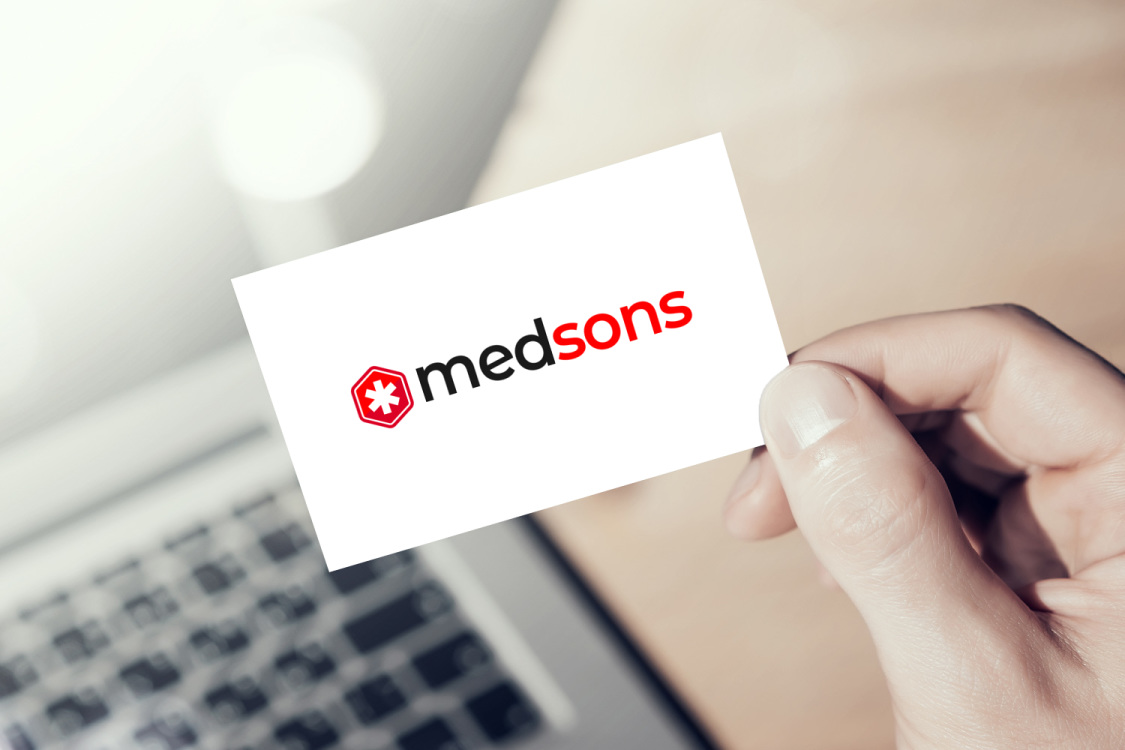 Sample branding #2 for Medsons