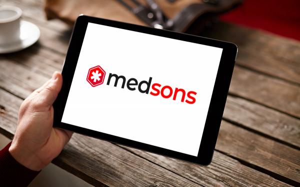 Sample branding #2 for Medsons