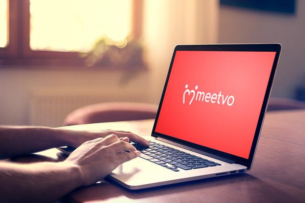 Sample branding #2 for Meetvo