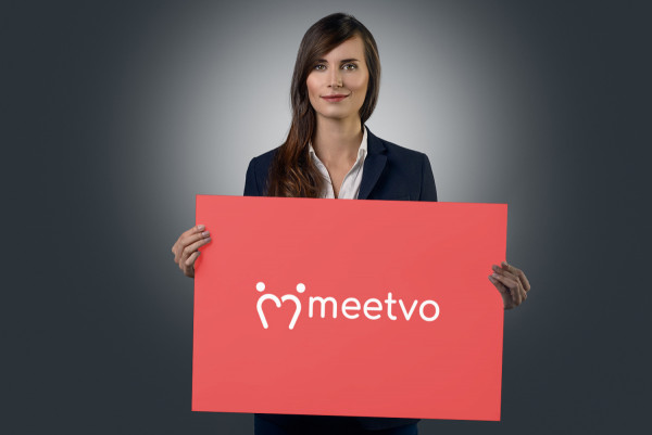 Sample branding #1 for Meetvo