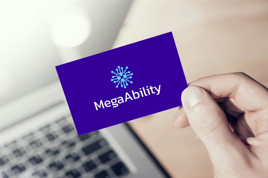 Sample branding #3 for Megaability