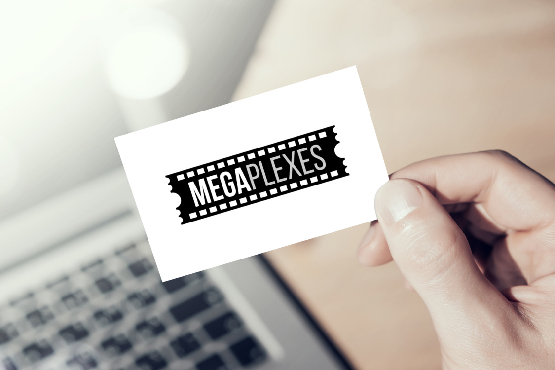 Sample branding #2 for Megaplexes