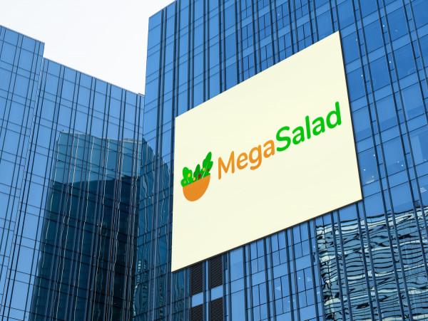 Sample branding #1 for Megasalad