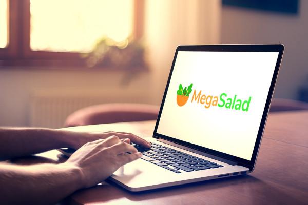 Sample branding #3 for Megasalad