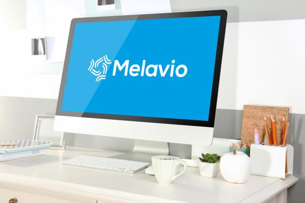 Sample branding #2 for Melavio