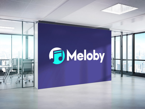 Sample branding #2 for Meloby