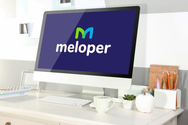 Sample branding #1 for Meloper