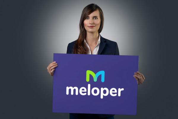 Sample branding #2 for Meloper
