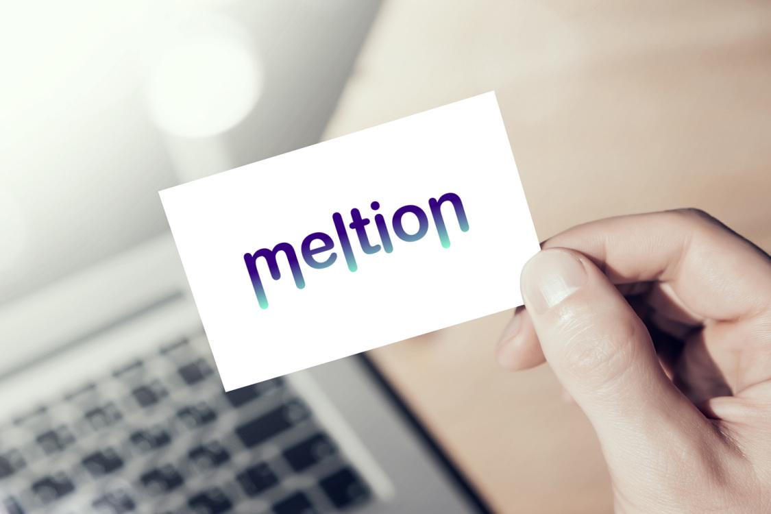 Sample branding #1 for Meltion