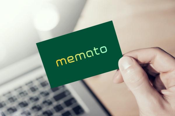 Sample branding #1 for Memato