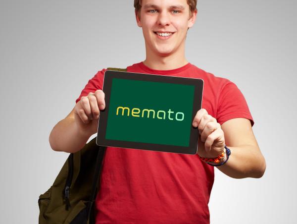 Sample branding #2 for Memato