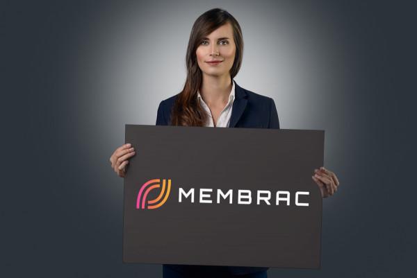 Sample branding #2 for Membrac